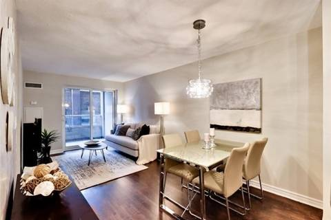 Apartment for rent at 250 Wellington St Unit 543 Toronto Ontario - MLS: C4650086