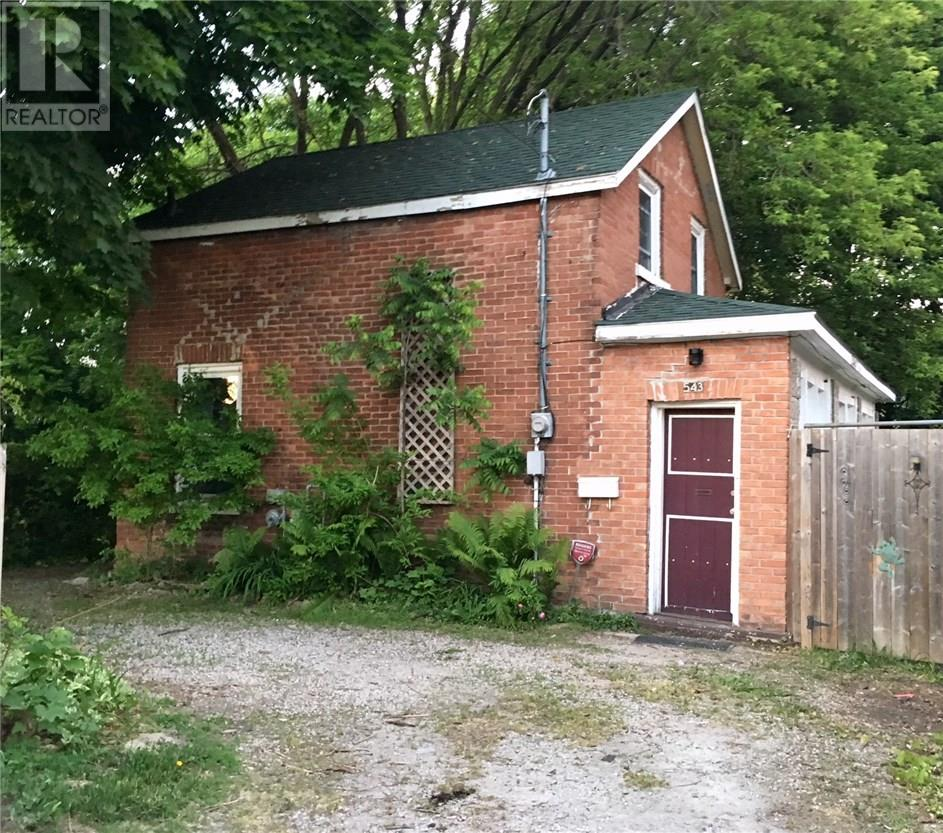 Removed: 543 2nd Street, Owen Sound, ON - Removed on 2018-09-24 16:54:19