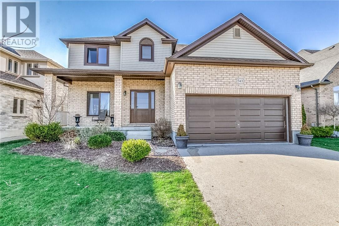 Removed: 543 Crestwood Court, Woodstock, ON - Removed on 2018-10-05 05:39:04