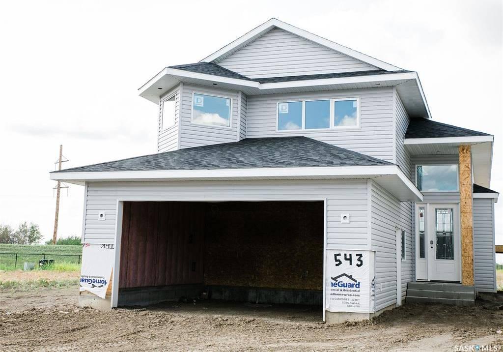 House for sale at 543 Ells Cres Saskatoon Saskatchewan - MLS: SK778921