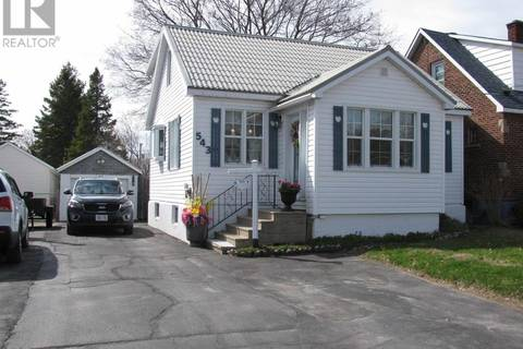 House for sale at 543 Morin St Sault Ste. Marie Ontario - MLS: SM125404