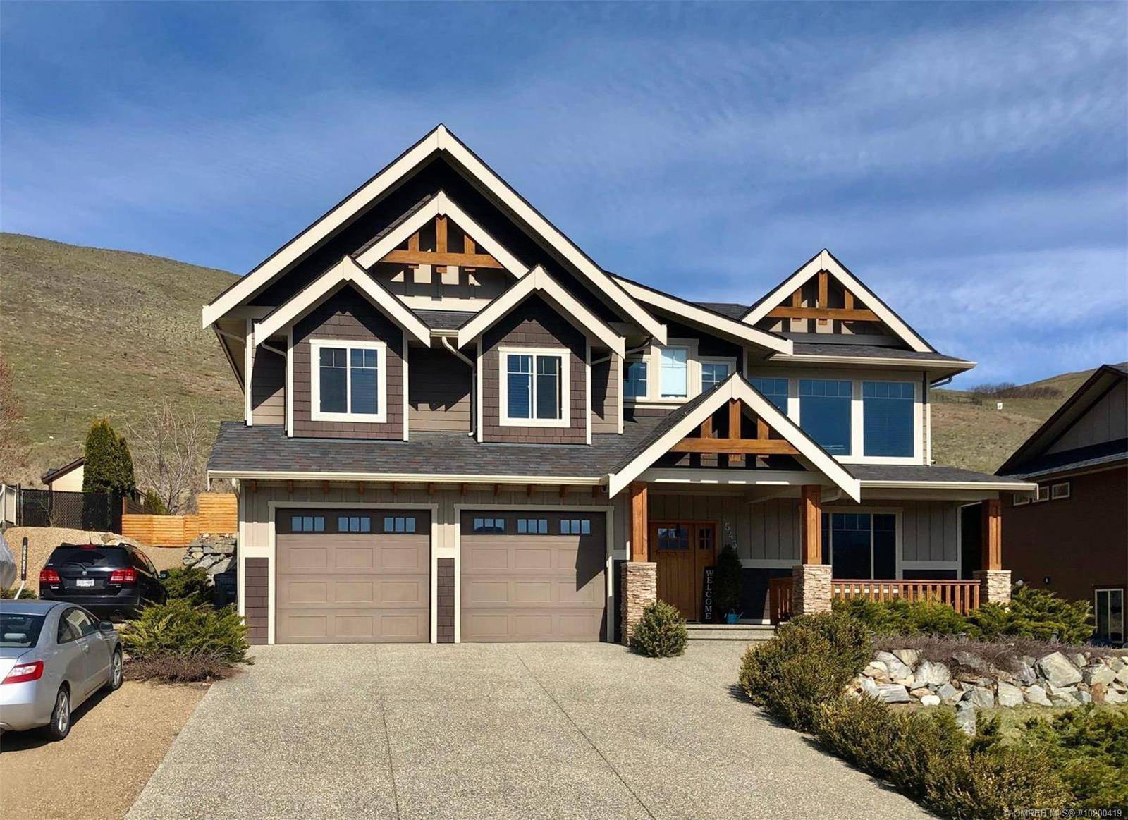 House for sale at 543 Mt. Tanner Pl Coldstream British Columbia - MLS: 10200419