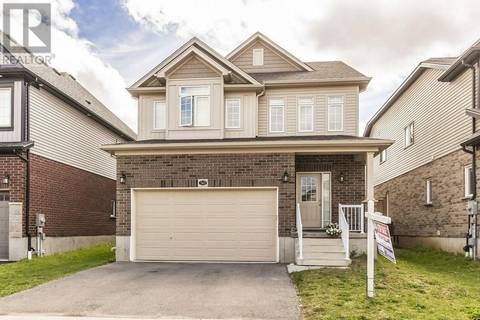 House for sale at 543 Netherwood Cres Kitchener Ontario - MLS: 30717448