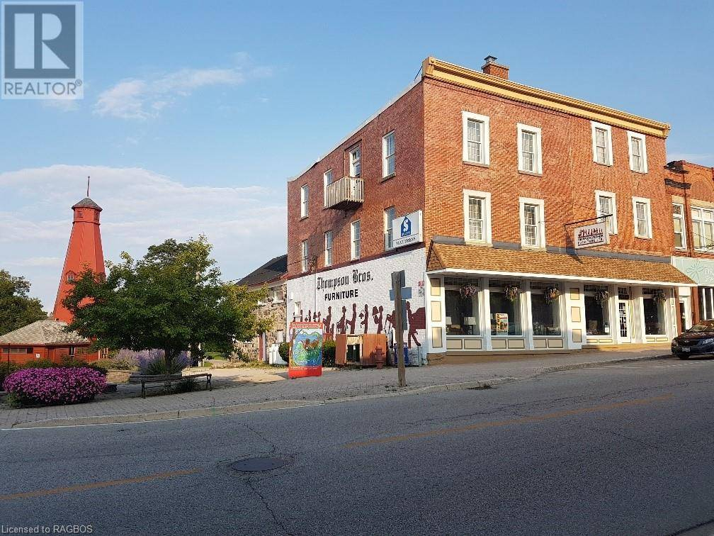 Commercial property for lease at 543 Queen St South Paisley Ontario - MLS: 235580