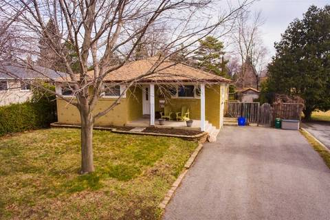House for sale at 543 Warminster Dr Oakville Ontario - MLS: W4389797