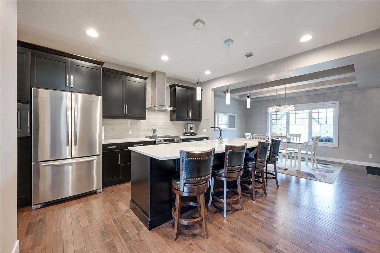 House for sale at 5431 Bonaventure Av NW Edmonton Alberta - MLS: E4196589