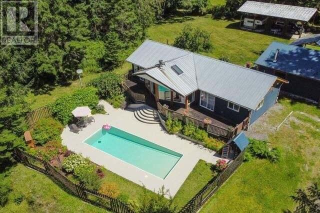 House for sale at 5432 Gillies Bay Rd Texada Island British Columbia - MLS: 15124