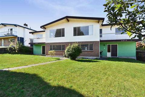 Townhouse for sale at 5437 Sussex Ave Unit 5435-5437 Burnaby British Columbia - MLS: R2412379