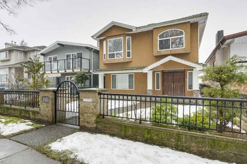 House for sale at 5435 Sherbrooke St Vancouver British Columbia - MLS: R2341167
