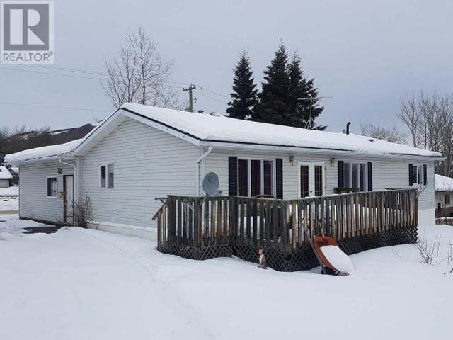 House For Sale At 5437 Access Rd South Chetwynd British Columbia