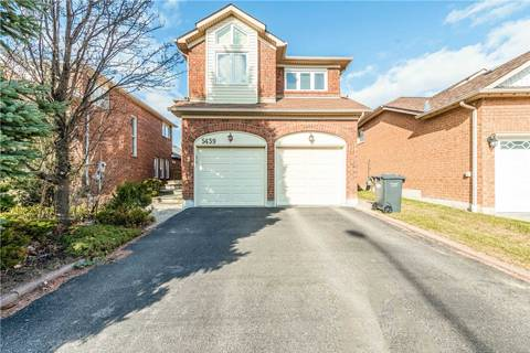 House for sale at 5439 Razorbill Ct Mississauga Ontario - MLS: W4725321