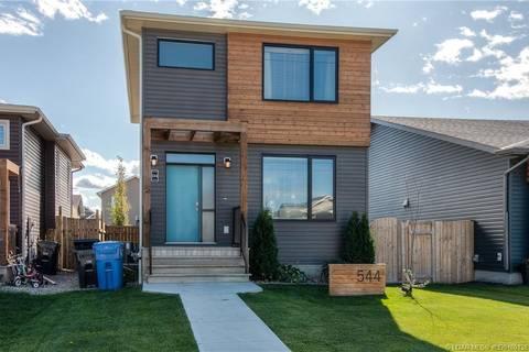 House for sale at 544 Blackwolf Blvd N Lethbridge Alberta - MLS: LD0180138