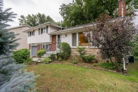 House for sale at 544 Bridgman Ave Burlington Ontario - MLS: W4452815