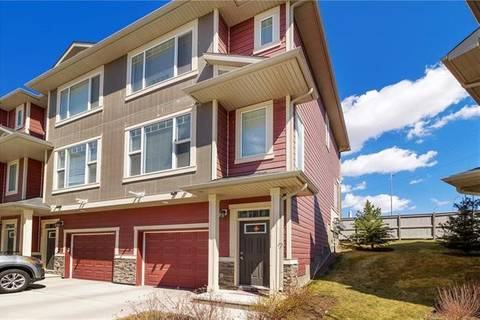 Townhouse for sale at 544 Panatella Walk/walkway Northwest Calgary Alberta - MLS: C4279368