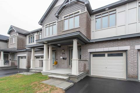 Townhouse for sale at 544 Rioja St Ottawa Ontario - MLS: X4569291