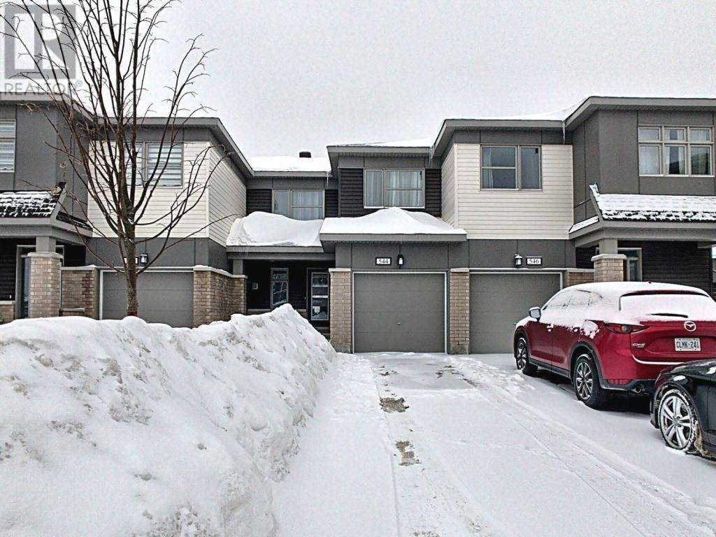 Townhouse for sale at 544 Roundleaf Wy Stittsville Ontario - MLS: 1183254