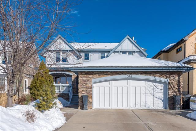 For Sale: 544 Tuscany Springs Boulevard Northwest, Calgary, AB | 3 Bed, 3 Bath House for $749,900. See 43 photos!