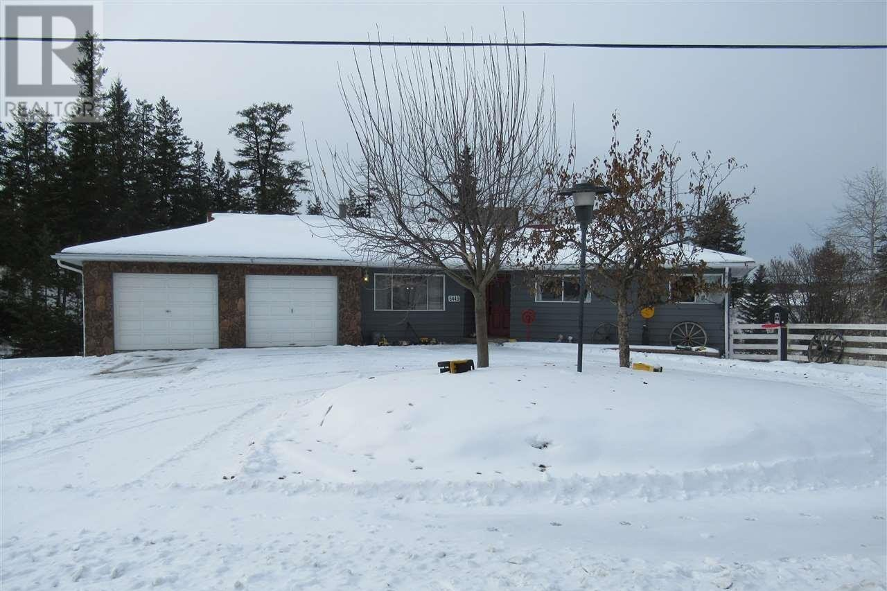 House for sale at 5443 105 Mile Lake Access No 2 Rd 100 Mile House British Columbia - MLS: R2518582