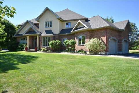 House for sale at 5443 Mansel Cres Manotick Ontario - MLS: 1203677
