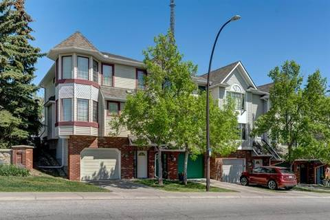 Townhouse for sale at 5443 Patina Dr Southwest Calgary Alberta - MLS: C4249593