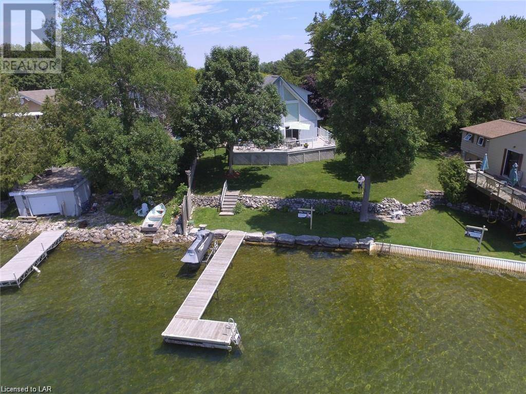 House for sale at 5444 Fawn Bay Rd Ramara Twp Ontario - MLS: 219525