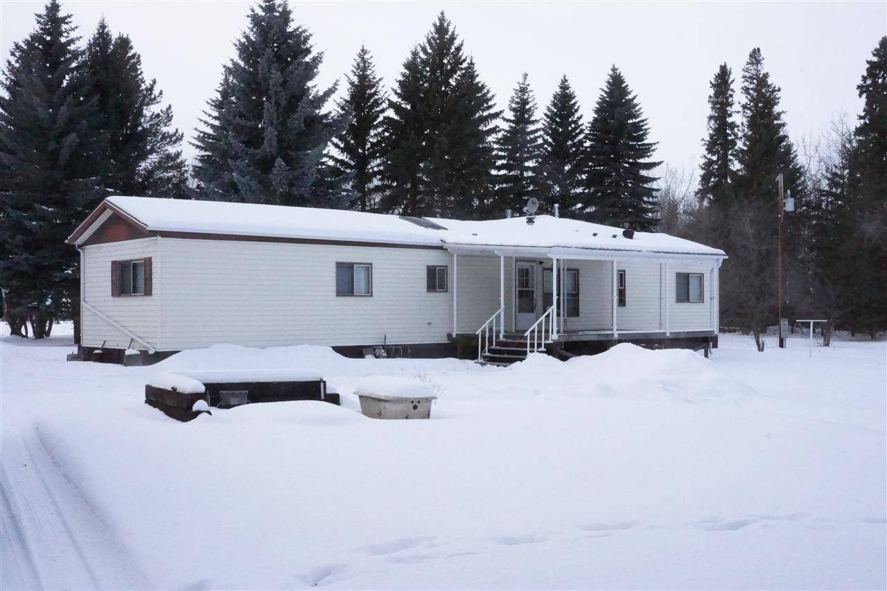 Residential property for sale at 54447 Rge Rd Rural Strathcona County Alberta - MLS: E4186196