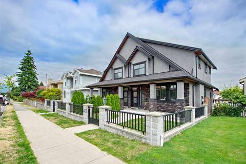Townhouse for sale at 5446 Clarendon St Vancouver British Columbia - MLS: R2388823