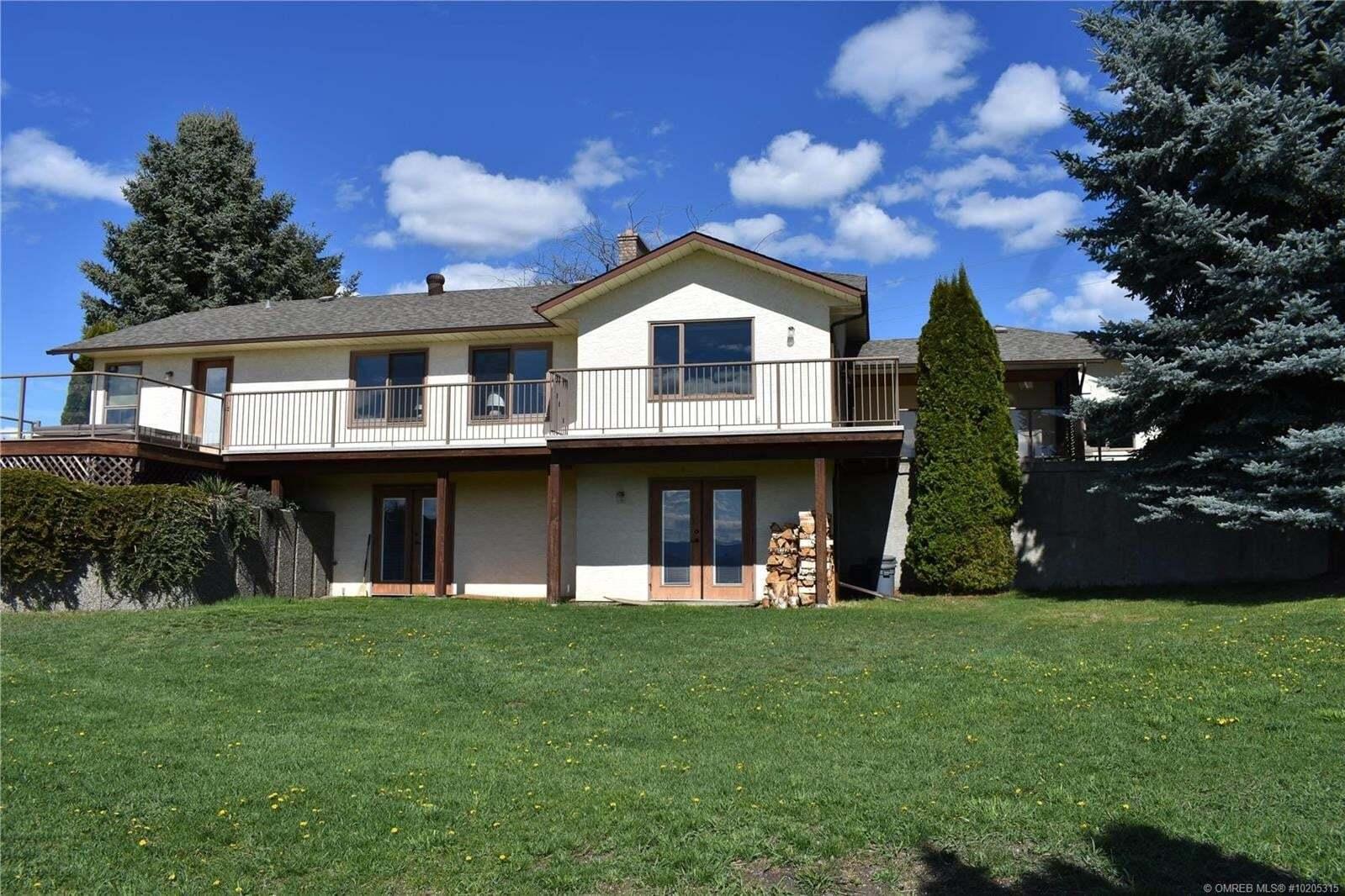 House for sale at 5448 Dixon Dam Rd Vernon British Columbia - MLS: 10205315