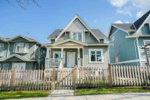 Townhouse for sale at 5448 Rhodes St Vancouver British Columbia - MLS: R2353545