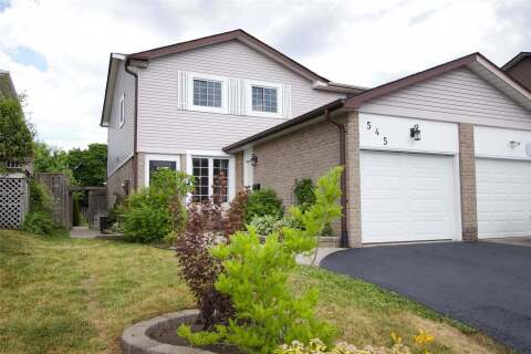Townhouse for sale at 545 Birkdale St. St Oshawa Ontario - MLS: E4810329