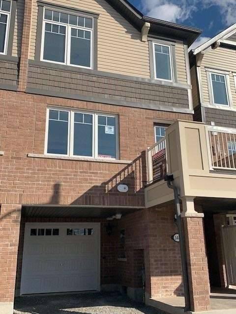 Townhouse for rent at 545 Buckeye Ct Milton Ontario - MLS: W4547407