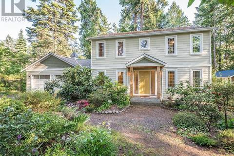 House for sale at 545 Cromar Rd North Saanich British Columbia - MLS: 411727