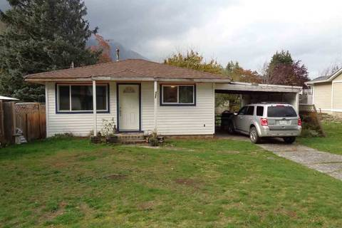 House for sale at 545 Douglas St Hope British Columbia - MLS: R2442473