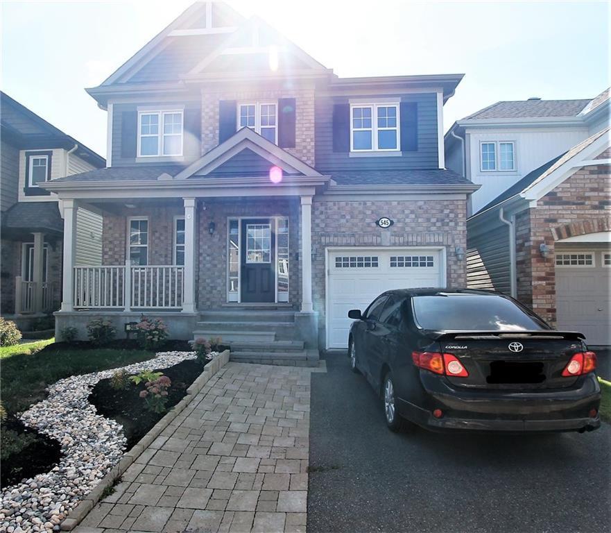 545 Dundonald Drive Ottawa