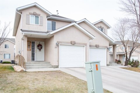 Townhouse for sale at 545 Highlands Blvd W Lethbridge Alberta - MLS: A1054282