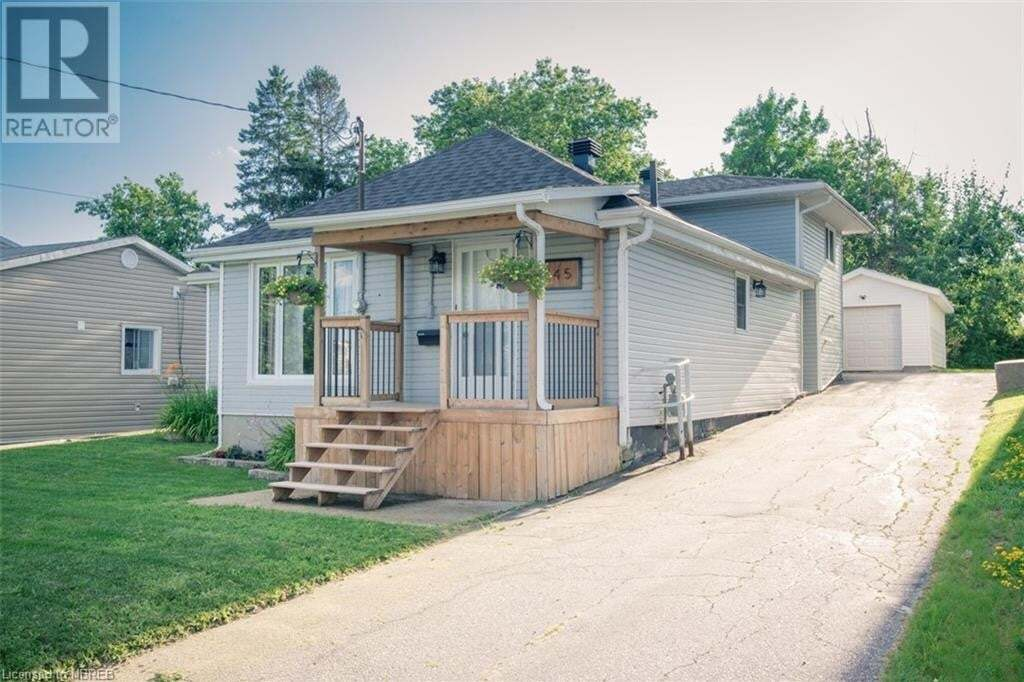 House for sale at 545 Kehoe St North Bay Ontario - MLS: 277240