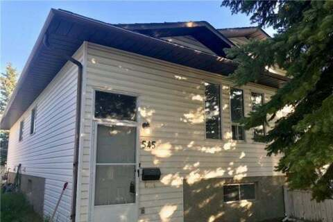 Townhouse for sale at 545 Macewan Dr Northwest Calgary Alberta - MLS: C4266262