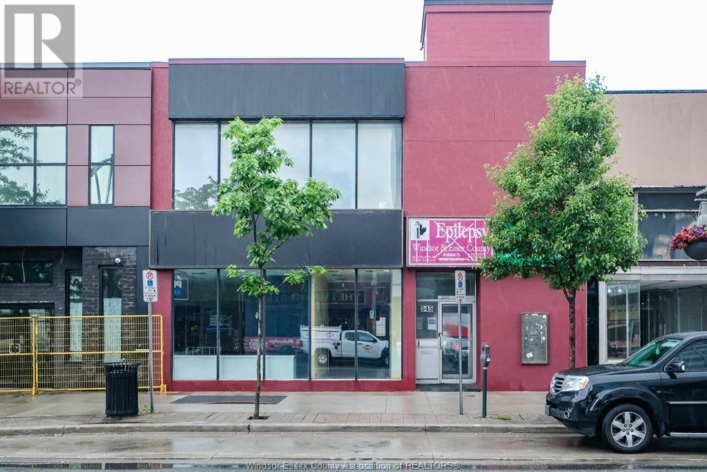 Commercial property for lease at 545 Ouellette Ave Windsor Ontario - MLS: 19020879