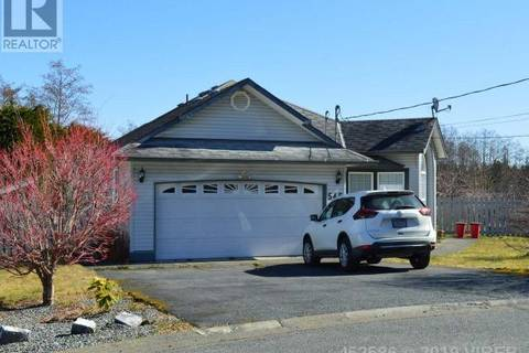 House for sale at 545 Sunset Pl Port Mcneill British Columbia - MLS: 452586
