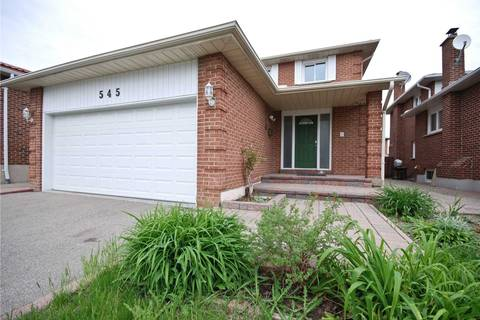 House for sale at 545 Willowbank Tr Mississauga Ontario - MLS: W4470423