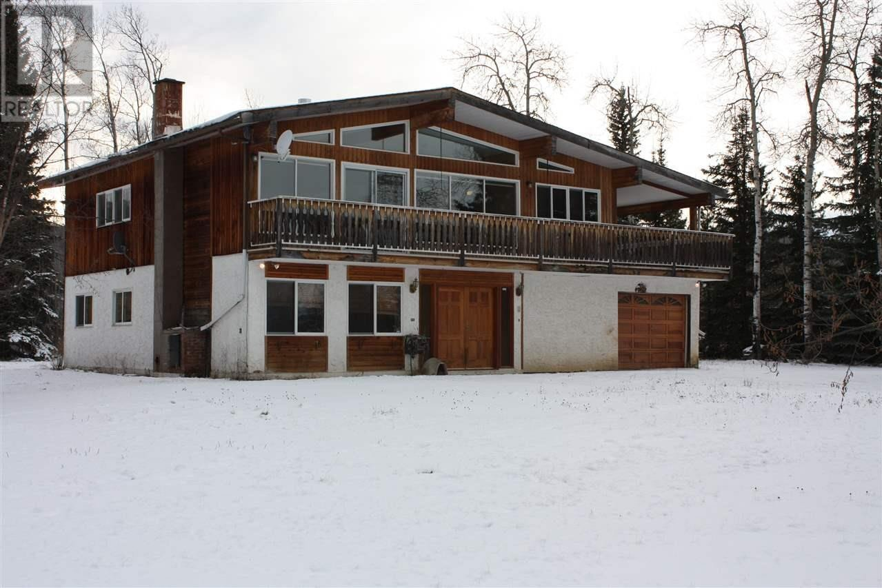 House for sale at 5450 Johnson Rd Taylor British Columbia - MLS: R2517253