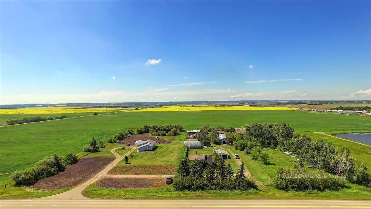 House for sale at 545014 834 Hy Rural Lamont County Alberta - MLS: E4190411
