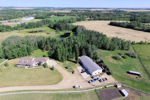 House for sale at 54515 Range Rd Rural Sturgeon County Alberta - MLS: E4142040