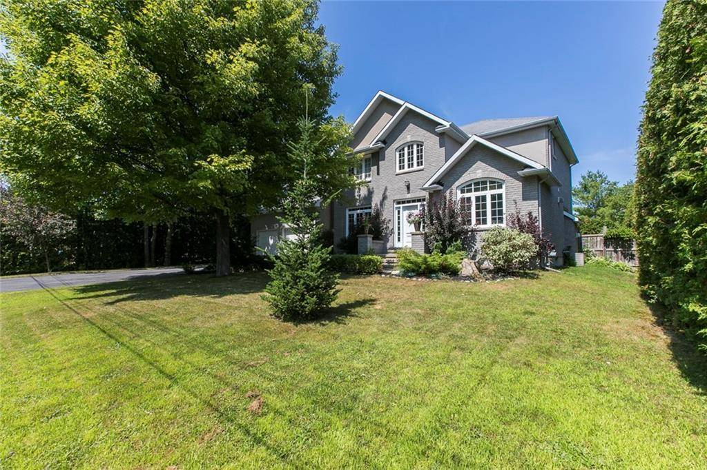 House for sale at 5453 Edgewater Dr Manotick Ontario - MLS: 1164711
