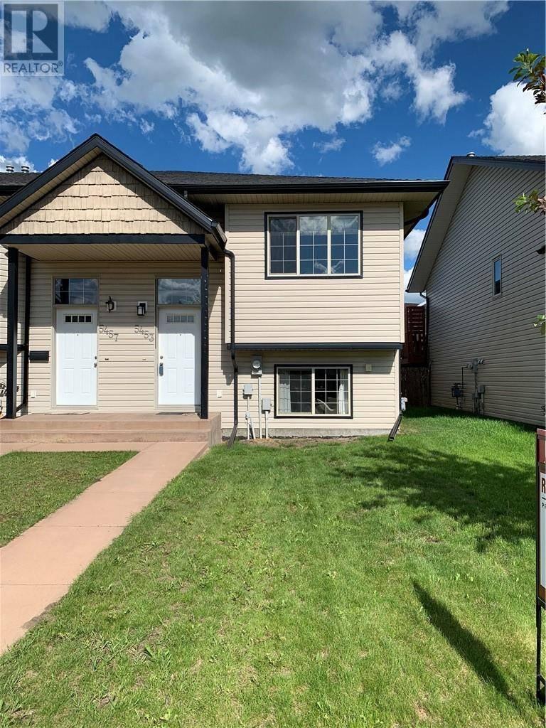 Townhouse for sale at 5453 Prairie Ridge Ave Blackfalds Alberta - MLS: ca0165649
