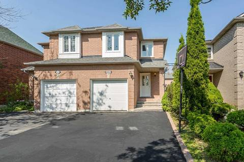 Townhouse for sale at 5457 Antrex Cres Mississauga Ontario - MLS: W4536270