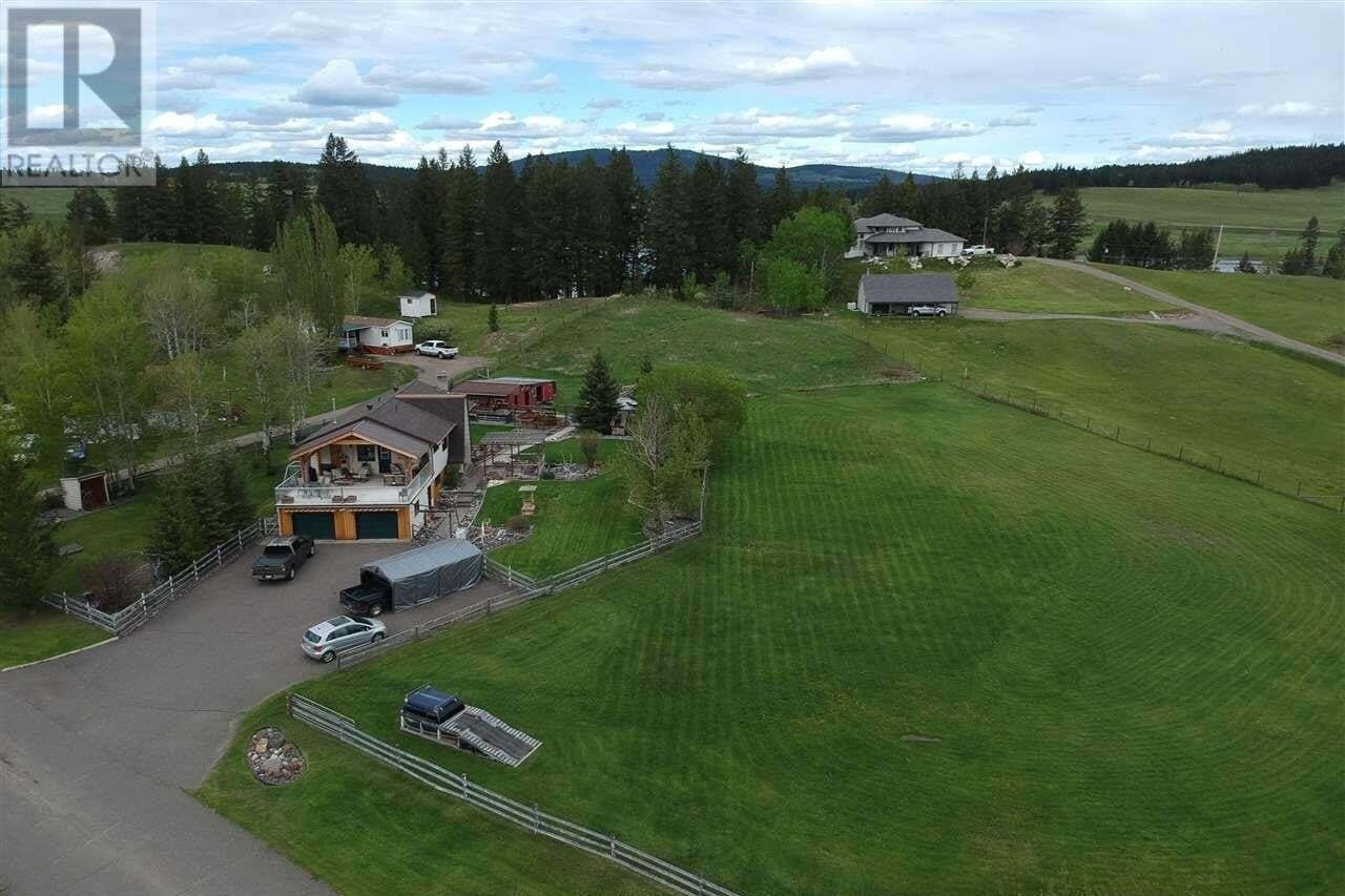 House for sale at 5459 Scuffi Rd 100 Mile House British Columbia - MLS: R2460158