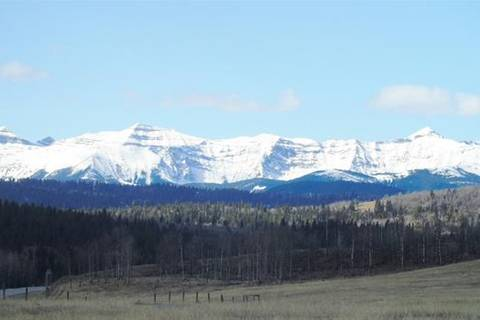 House for sale at 272210 Hwy 546 Hy Unit 546 Turner Valley Alberta - MLS: C4241998