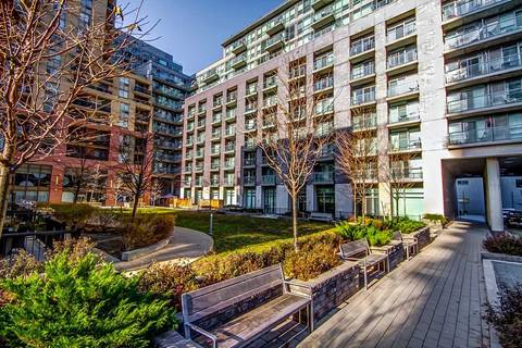 Apartment for rent at 68 Abell St Unit 546 Toronto Ontario - MLS: C4646899