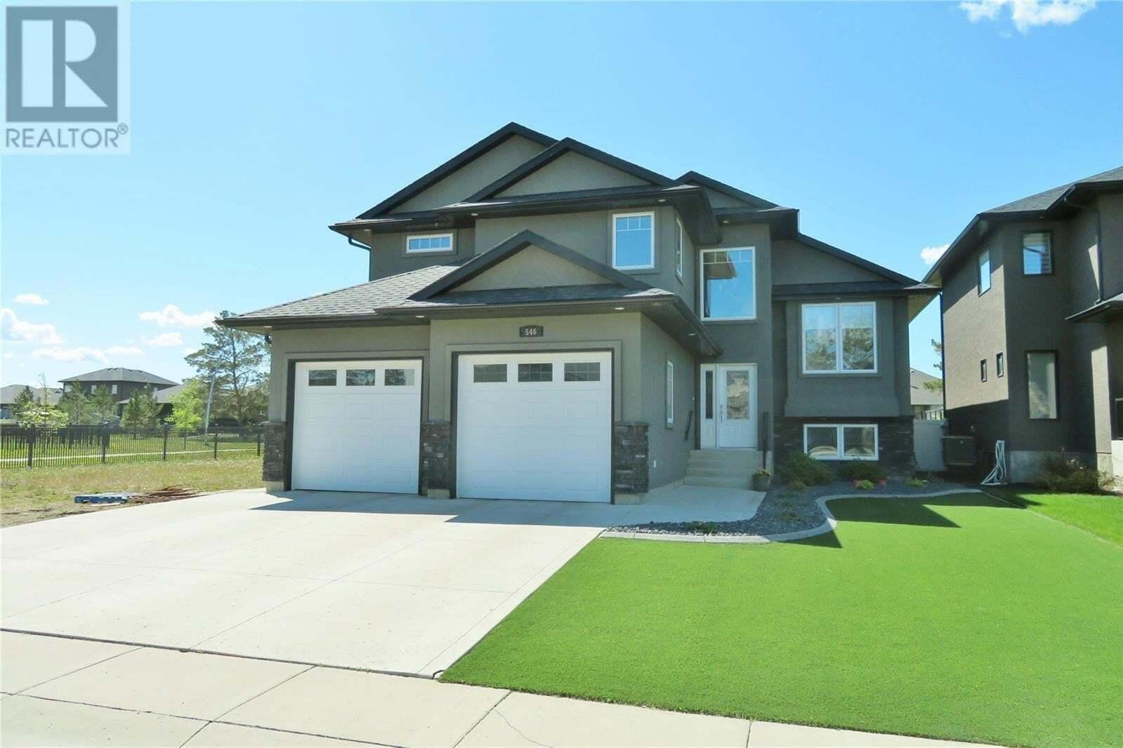 House for sale at 546 Atton Ln Saskatoon Saskatchewan - MLS: SK810596
